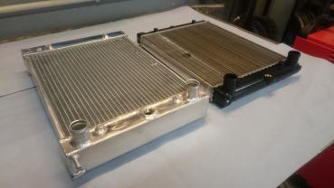GEN3 Wasserkühler Aluminium Polo 86c 2 G40 / 52mm